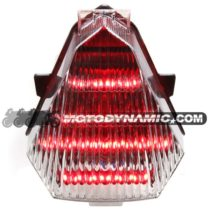 Integrated LED Tail Lights