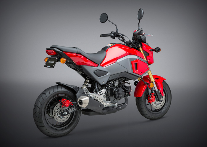 Image Result For Honda Grom License Plate Light
