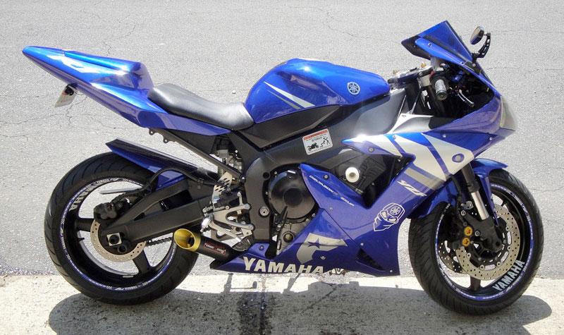 Yamaha Muffler Tip