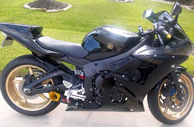 Coffmans shorty exhaust 2003 2005 yamaha r6 for Best exhaust system for yamaha r6