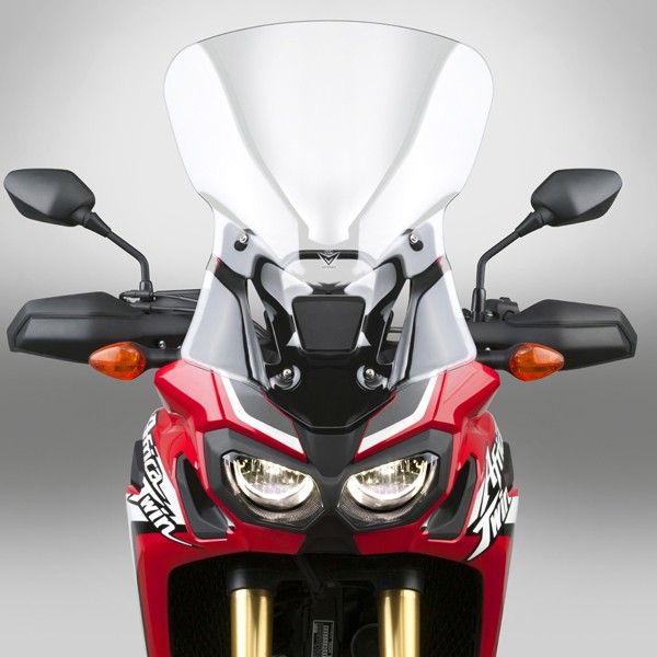v stream tall windshield 2016 2017 honda crf1000l africa twin. Black Bedroom Furniture Sets. Home Design Ideas