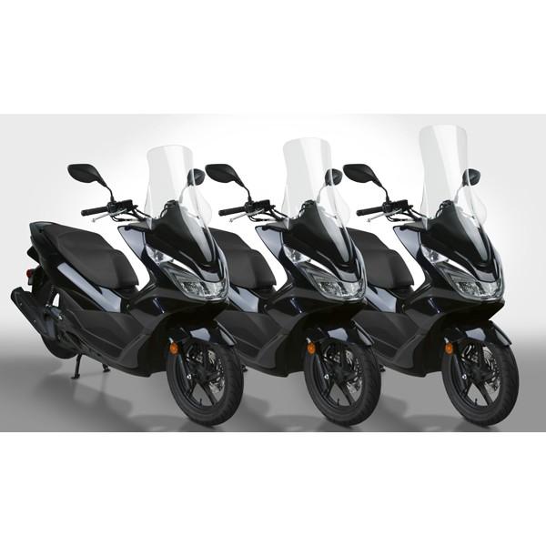 V Stream Low Windshield 2015 2018 Honda Pcx150 Pcx125 Scooter