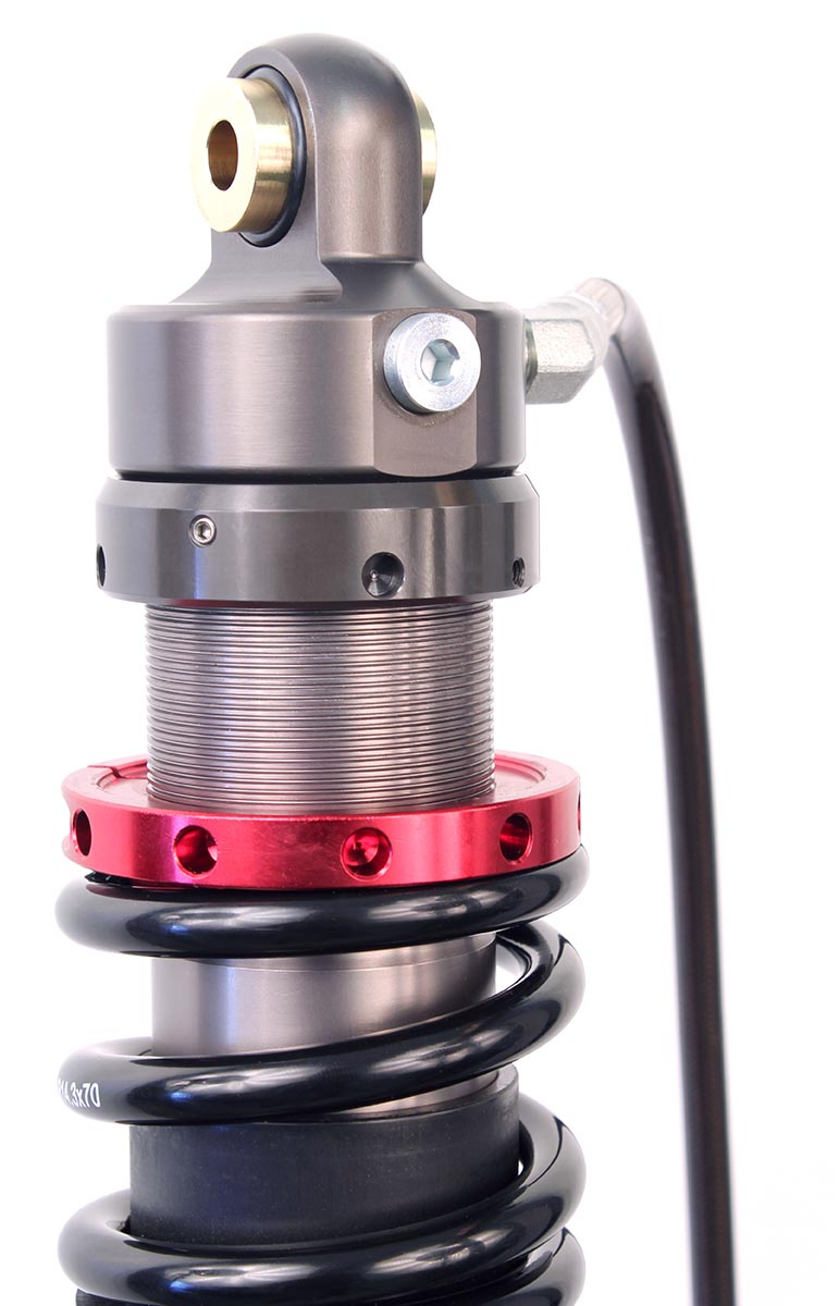 Elka Stage 4 Rear Shock for YAMAHA RAPTOR 660R, All Years