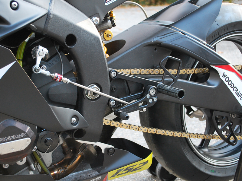 Yamaha R Quickshifter With Rod