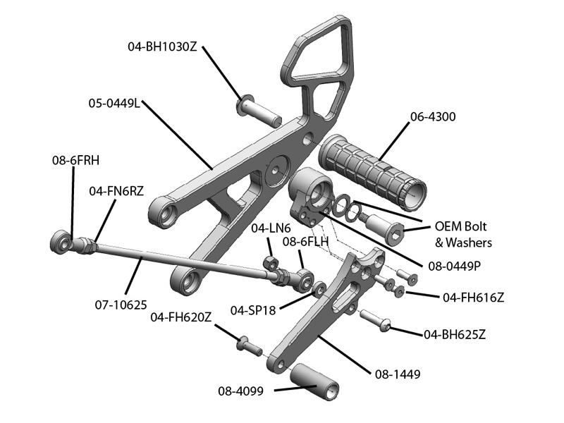 Wiring Diagram For Yamaha R6