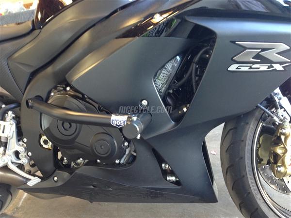 Race Armor Cage Yamaha YZF R6 2006-2012