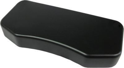 Wild 1 Hidden Hardware Top Clamp Smooth Black