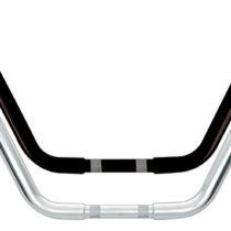 "Wild 1 Chubby Road Glide Bar Chrome 8.5"""